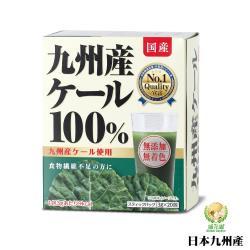 盛花園 日本九州產100%羽衣甘藍菜青汁(20入組)