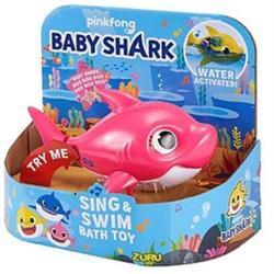 BABY SHARK鯊魚家族悠遊系列 粉紅色