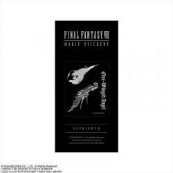 FINAL FANTASY VII 系列 金屬貼紙 賽菲羅斯