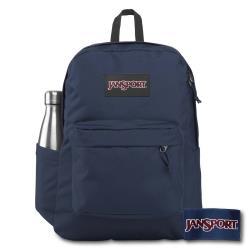 【JANSPORT】SUPERBREAK PLUS 系列後背包 -深藍(JS-43511)