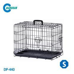 MarukanDP-440易收納輕巧線籠 狗籠S(超小型犬適用)