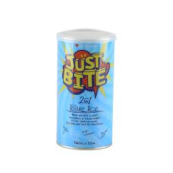 JustBite咬一口-牙膏漱口隨身錠 - 薄荷藍 30錠
