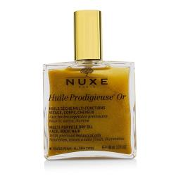 黎可詩 全效晶亮精華油 炫亮版Huile Prodigieuse Or Multi-Purpose Dry Oil 100ml/3.3oz