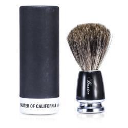 加州巴克斯特 巴克斯特獾毛剃鬚刷 Baxter Badger Hair Shave Brush (黑色) 1pc