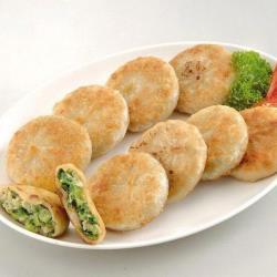 禎祥宜蘭蔥肉餡餅(30粒/900克)