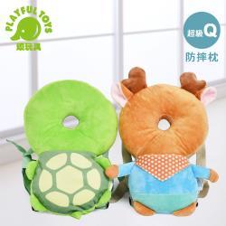 Playful Toys 頑玩具 防摔枕 668-194 (嬰幼兒防摔枕 寶寶護頭帽 頭部保護墊 透氣防撞枕 兒童學步枕)