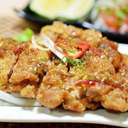 【泰凱】泰式椒麻雞即食包(260g+-10g)