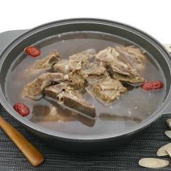 【蔥阿伯】鍋鍋饞-台灣藥燉排骨(1200g)