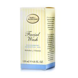 刮鬍學問 洗面液 Facial Wash - 薄荷精華油 (適合敏感性皮膚) 120ml/4oz