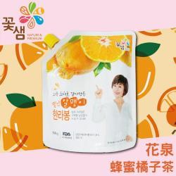 【花泉】蜂蜜橘子茶(果醬)