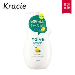 【Kracie葵緹亞】娜艾菩沐浴乳(清新海泥)N530ml
