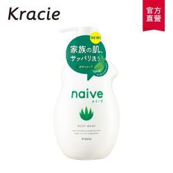 【Kracie葵緹亞】娜艾菩沐浴乳(水潤蘆薈)N530ml