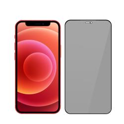 SSTAR iPhone 12 mini (5.4吋)2.5D 高透防窺鋼化玻璃保護貼