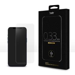 hoda iPhone 12 / 12 Pro 6.1吋 美國康寧授權 全透明滿版玻璃保護貼 0.33mm (AGbC)