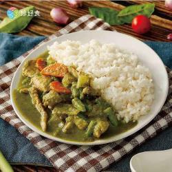 [珍好食]泰式綠咖哩雞(調理包)250g