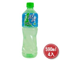 【舒跑】運動飲料 590ml (4瓶一組)