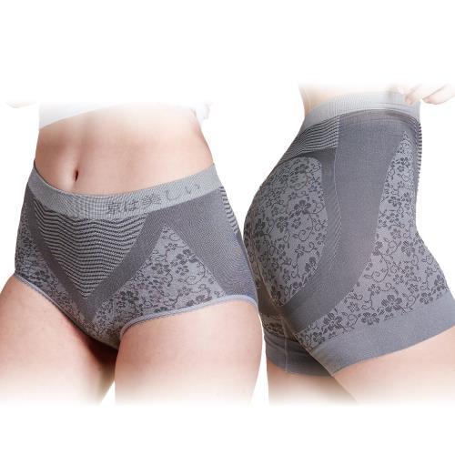 2件組【京美】竹炭逆時健康提臀褲(平口/三角款)2件組/