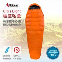 CHINOOK ULTRA LIGHT極度輕量登山睡袋20803M