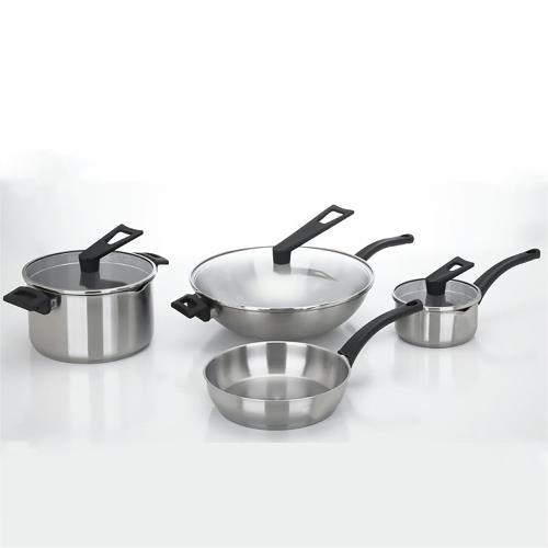 英國CHARTERHOUSE精品不鏽鋼鍋熱銷組/