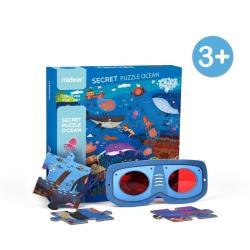 MiDeer - 兒童探索拼圖(海洋)