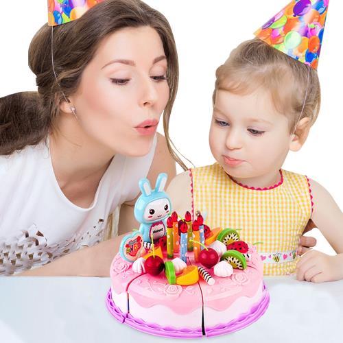 生日蛋糕切切樂