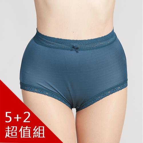 闕蘭絹限定42針超高腰極包覆蠶絲褲組/