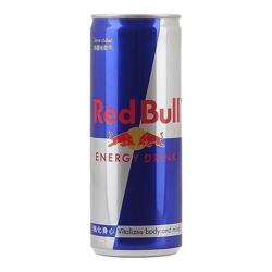 【Red Bull】紅牛能量飲料250ml*3罐一組