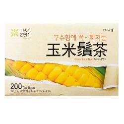 【量販名店】Teazen 玉米鬚茶 1.5公克 X 200包
