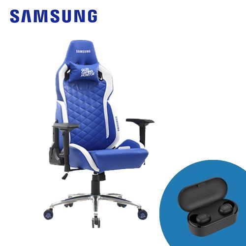 【SAMSUNG三星】時尚人體工學電競椅