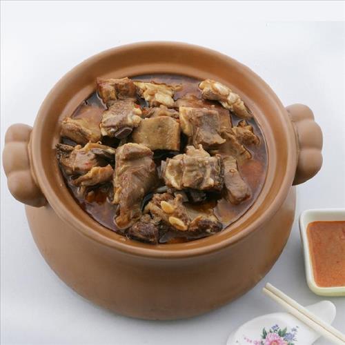 前君悅主廚方師父紅燒羊肉爐+1暖心組/