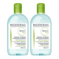 (買一送一)Bioderma 平衡控油潔膚液 500ML Sebium H2O(效期2022.01)
