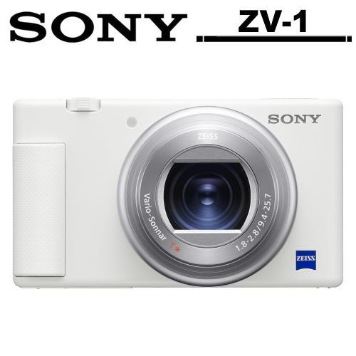 SONY DSC-ZV1 ( ZV-1 ) (公司貨)-晨曦白