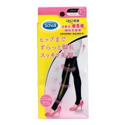 爽健 QTTO提臀修長機能美腿襪