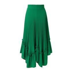 【韓國K.W.】追加款玩酷百折裙