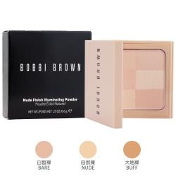 【Bobbi Brown 芭比波朗】彷若裸膚蜜粉餅 6.6g