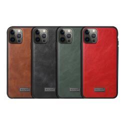 SULADA Apple iPhone 12 Pro Max 君尚皮紋保護套