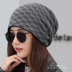 《Caroline》★ 帽子秋冬新款時尚套頭月子帽 品味、氣質、時尚包頭帽子71499