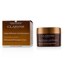 克蘭詩 臉部及身體美黑防曬霜 Delicious Self Tanning Cream For Face & Body 150ml/5.3oz