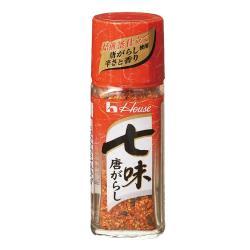 【天廚】日本House七味辣椒粉18g