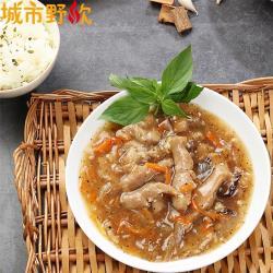 【城市野炊】超美味大滿足即時調理包(黑胡椒豬柳)-5包