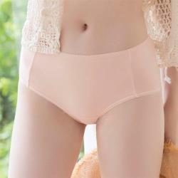【華歌爾】環保 M-LL中腰三角內褲(5件組)