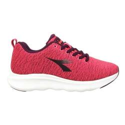 DIADORA 女專業輕量慢跑鞋-寬楦-路跑 運動