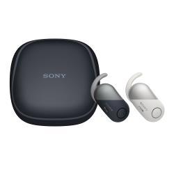 SONY 原廠 WF-SP700N 真無線降噪運動耳塞式耳機 (台灣公司貨)