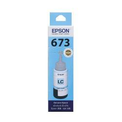 EPSON C13T673500淡藍色墨水匣