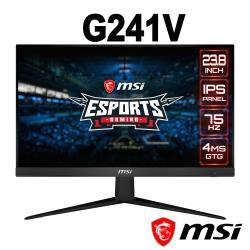 MSI Optix G241V 24型IPS面板電競液晶螢幕