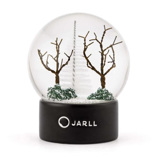 讚爾藝術 JARLL~冬之溫情 聖誕 水晶球擺飾(QO20041-EB) 聖誕節 交換禮物 (現貨+預購)