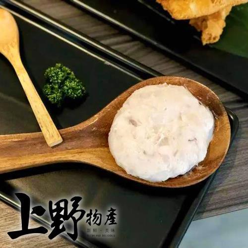 【上野物產】手作花枝風味魚漿(150g±10%/包)