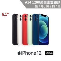 Apple iPhone 12 256G 智慧型 5G 手機
