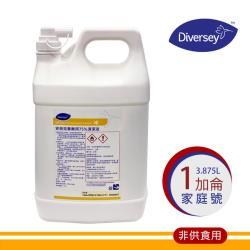 [Diversey泰華施] 安倍克專業用75%清潔液 (家庭號 1加侖x1入) ~ 限量送40ml 噴霧空瓶x2瓶 +防塵好收納多功能擦拭布