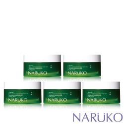NARUKO 牛爾 買3送2 茶樹痘痘粉刺調理晚安凍膜5入